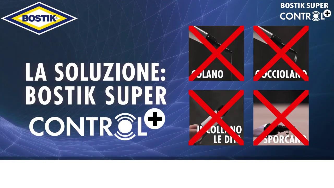 Super Control + Bostik Universal Sofortkleber 20 gr