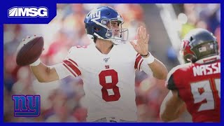 What Did Daniel Jones Do So Well in Debut Win For the New York Giants?