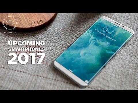 Top 5 Smartphones 2017 (Upcoming)