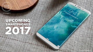 Top 5 Upcoming Smartphones 2017
