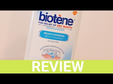 Biotene Mouthwash Review
