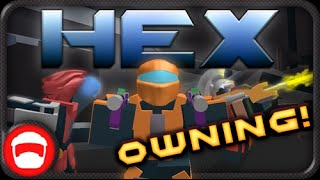 OWNING IN HEX - ROBLOX Commentary