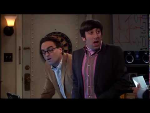 Big Bang Theory where only one person finds it funny