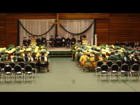 Lumen Christi Catholic School - 2016 Commencement Speech: Daniel Simmons