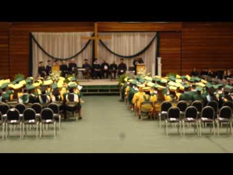 Lumen Christi Catholic School - 2016 Commencement Speech: Daniel Simmons