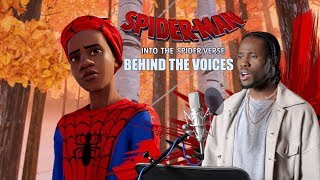 'Spider-Man: Into the Spider-Verse' Behind the Voices