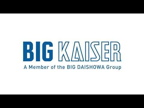 BIG KAISER - Download DXF Und STEP Dateien