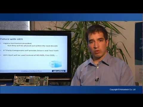 Technical Note: UEFI BIOS vs. Legacy BIOS, Advantech(EN)