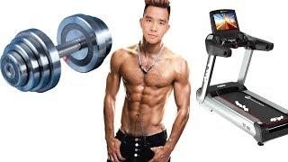 PHD | Lần Đầu Tập Gym