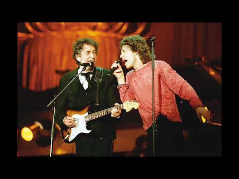 The Rolling Stones with Bob Dylan - Like a Rolling Stones [Buenos Aires 04.04.98]