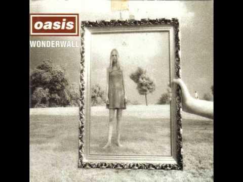 Wonderwall Complete Single-Oasis