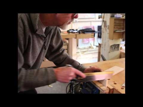 How to cut through dovetails - Introduction to slow dovetailing