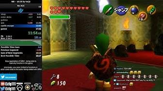 Ocarina of Time No ACE Speedrun in 16:11