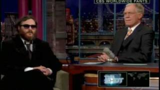 "AC360 ""THE SHOT"" :Joaquin Phoenix On Letterman"