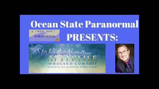 Special Event Promo Part I: Following the Energy & Validating the Afterlife at the Varnum Armory