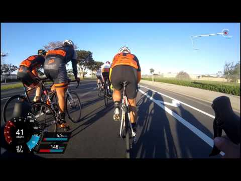 NEW PIER RIDE 07/03/2017 - #cycling Los Angeles
