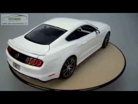 FORD MUSTANG GT 2015 50th ANNIVERSARY EDITION Maisto 118  YouTube