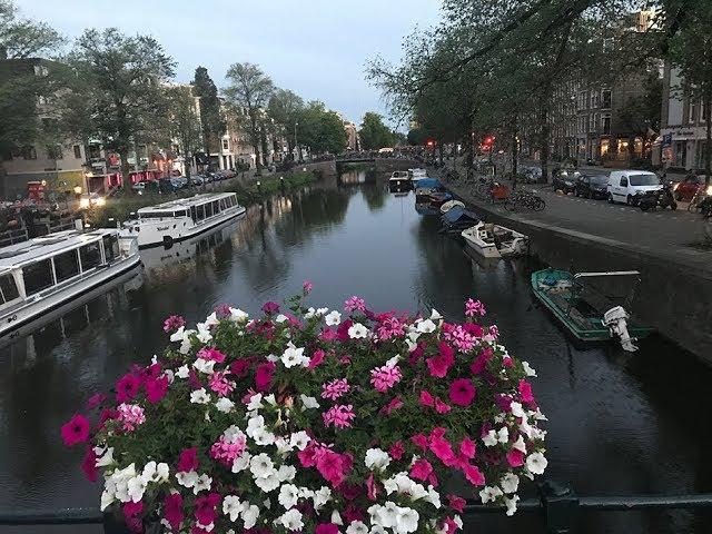 V&G em Amsterdã, Holanda