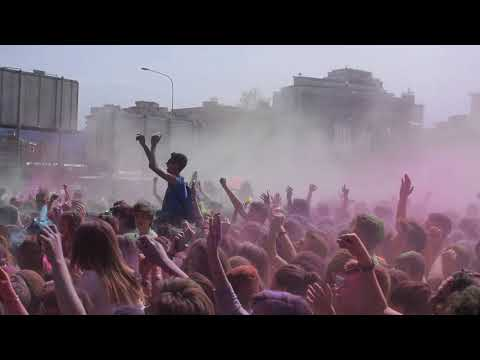 Color Party 2018 Palermo - Parco Uditore