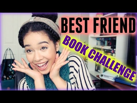 Best Friend Book Challenge