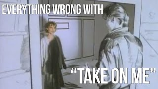 "Everything Wrong With A-ha - ""Take On Me"""
