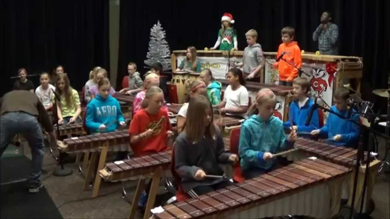Three Kings (Puerto Rican Christmas Carol) on Marimbas - YouTube
