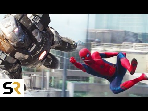 Trailer do filme Spider-Man: Homecoming