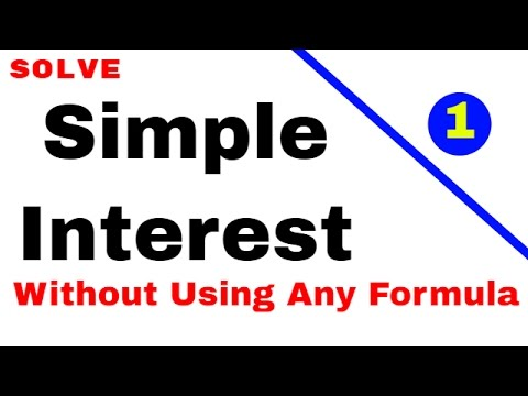 Simple Interest And Compound Interest Tricks Part 1 By Study Smart | In Hindi