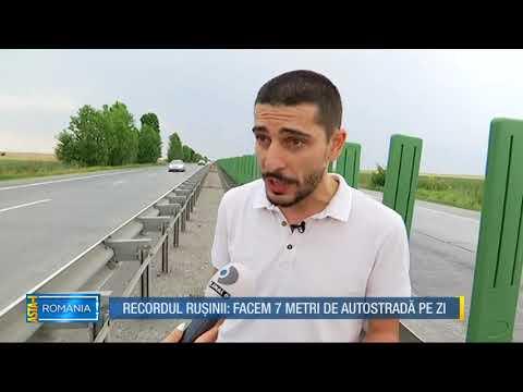 Asta-i Romania (16.06.2018) - Recordul rusinii: facem 7 m de autostrada pe zi! Partea 3