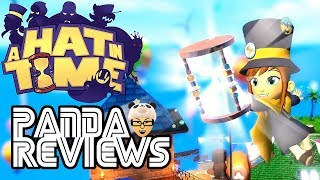 A Hat in Time Review - An Adorable 3D Platforming Gem | Mr. Panda