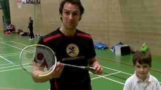 yonex arcsaber junior 001 badminton racket review by lee clapham pdhsports com