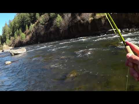 Teton River Fishing - September 2018