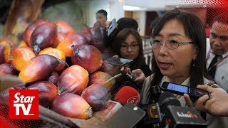 """We don't like to retaliate but…,"" Teresa Kok on EU's palm oil ban"
