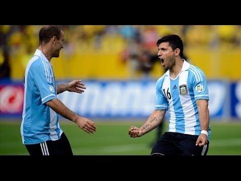 Argentina 2 VS 1 Bosnia 2014 RESUMEN DE GOLES copa del mundo brasil 2014 15/06/2014