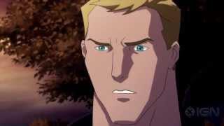 Лига Справедливости: Флэшпоинт (Justice League: The Flashpoint Paradox) Трейлер