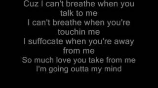J Holiday - Suffocate * Lyrics *