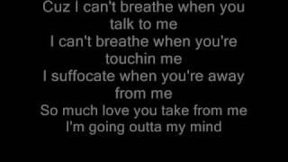 J Holiday - Suffocate * Lyrics *