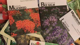 Organic Gardening: My Garden Seeds for 2020
