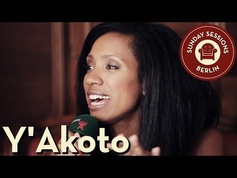 Y'AKOTO Unplugged - Sunday Sessions Berlin