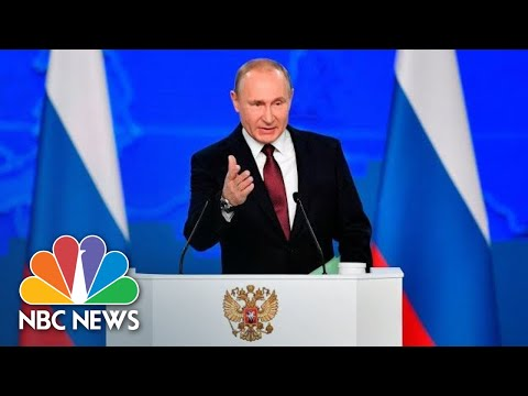 Putin Warns Russia Will Target U.S. If New Nuclear Missiles Are Deployed In Europe | NBC News