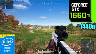 PUBG Taego : GTX 1660 Ti 6GB ( Ultra Graphics )