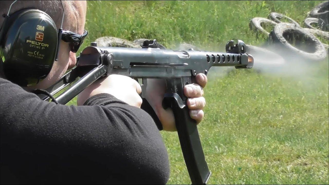 Sudayev PPS-43