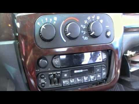 How to fix Your Chrysler/Dodge radio that shorts out/resets - YouTube