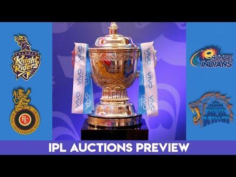 #IPL2019: Auction Preview – Part 2: #AakashVani