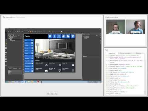 Joint Webinar Teco + iRidium - English version