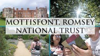 A Trip to Mottisfont, Romsey - National Trust Vlog