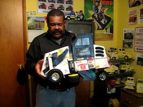 street sweeper toys3 youtube