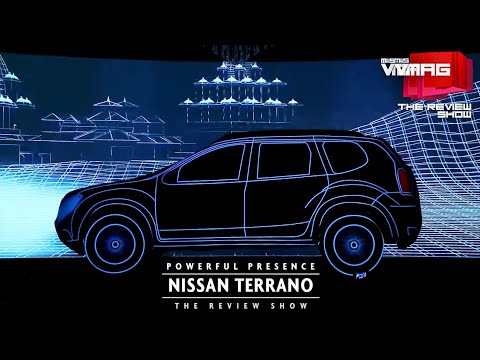 2017 Nissan Terrano:Latest Compact SUV in Nepal| First 3D Mapping Launch Event in Nepal