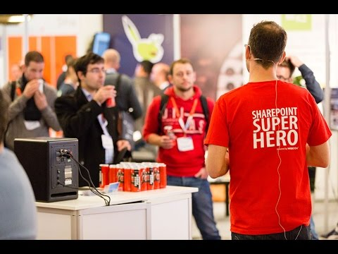 European SharePoint Conference 2016 - Official Showreel