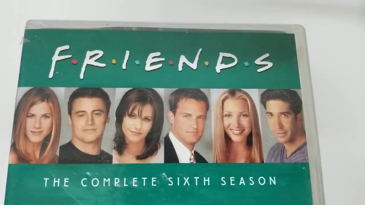 Friends: Season 6 (Repackaged) Jennifer Aniston, Courteney ...
